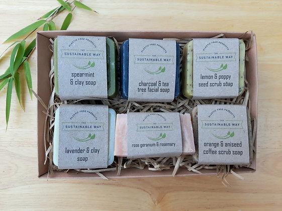 Natural, handmade soap