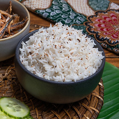 Coconut Rice for 2