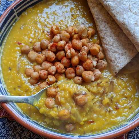 Vegan Smoky Daal Recipe