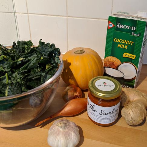 Sayur Masak Lemak