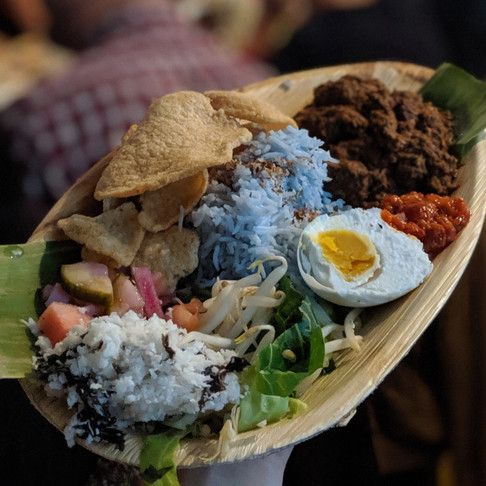 A short history of food in Malaysia