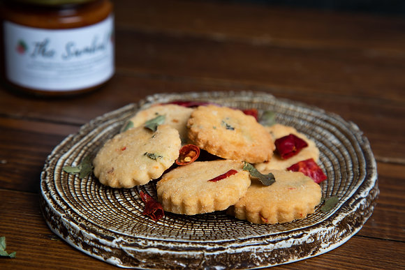 Sambal Cookies