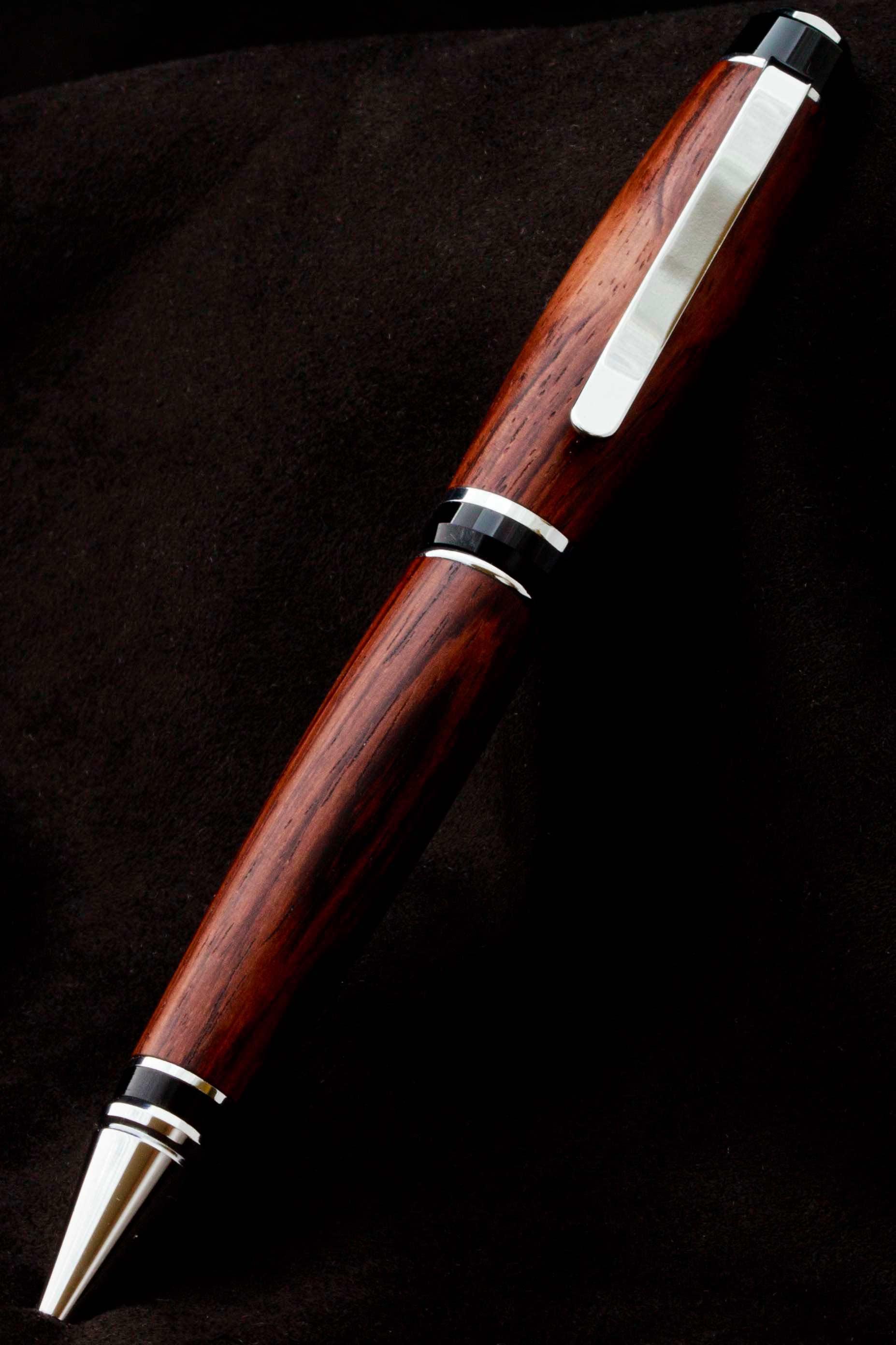 Bolígrafo Cigar en Rosewood