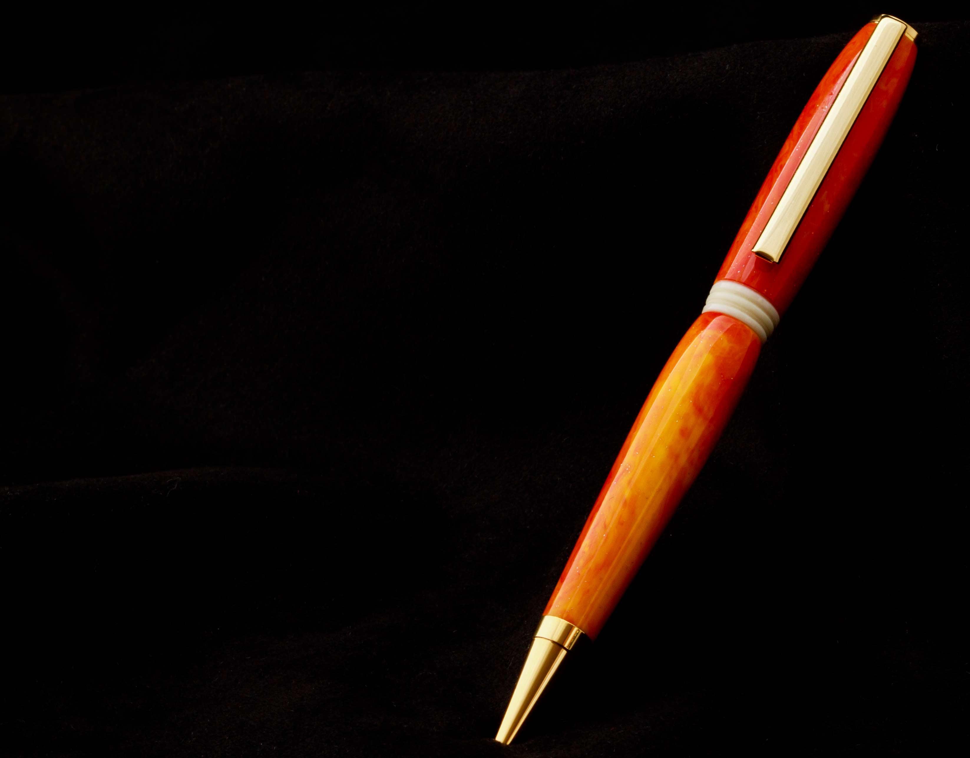 Bolígrafo acrílico lava