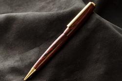 Bolígrafo en Cocobolo