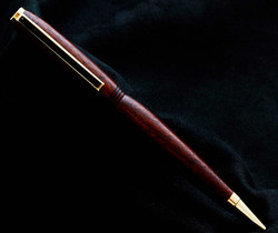 Bolígrafo en mezquite de 170 años