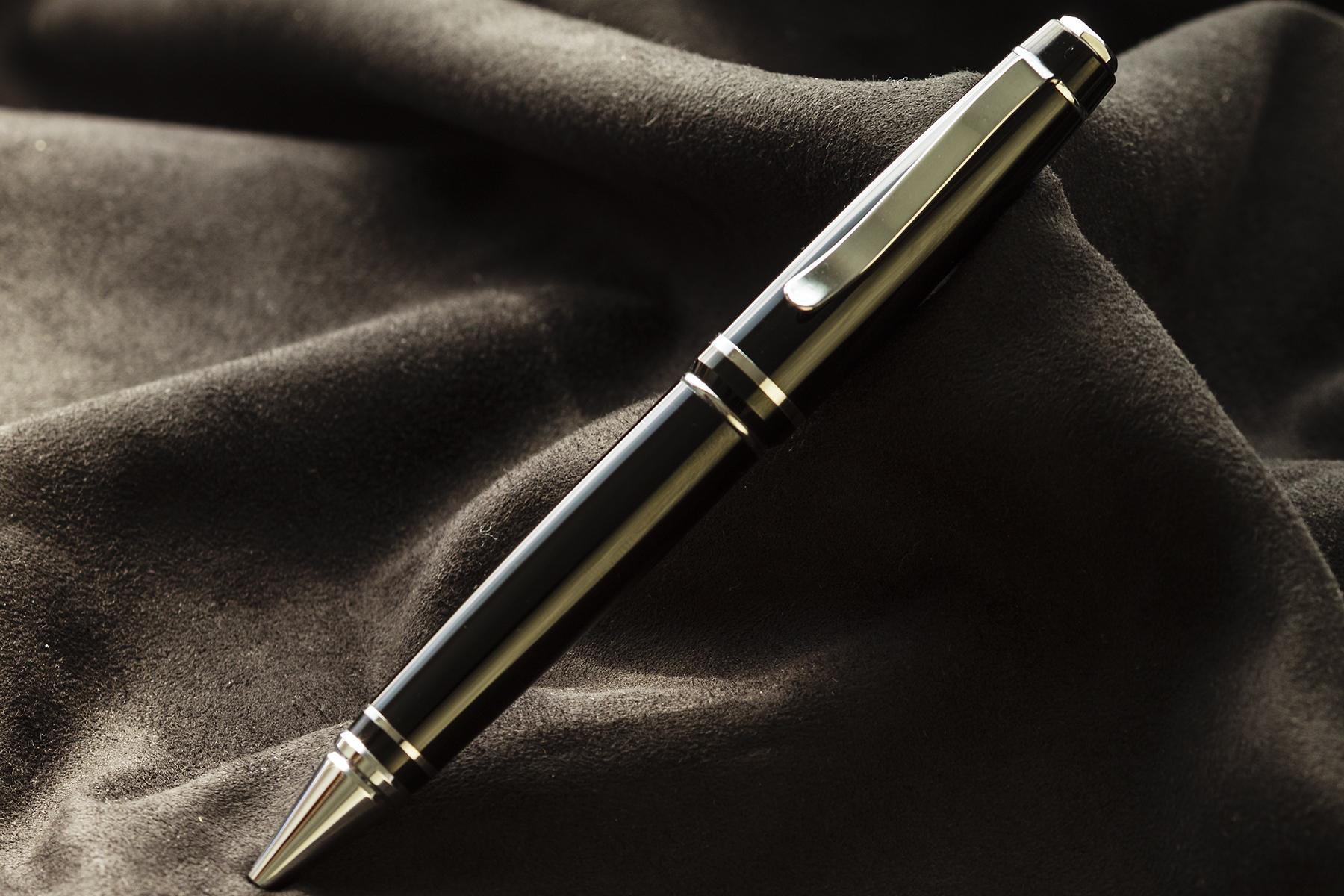 Bolígrafo Cigar Negro