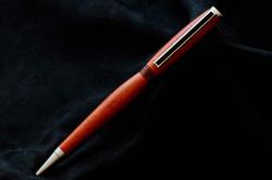 Bolígrafo en Bloodwood y Bocote