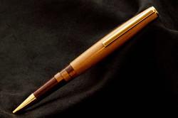 Bolígrafo madera Cypress y Walnut