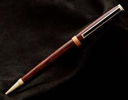 Bolígrafo en mezquite
