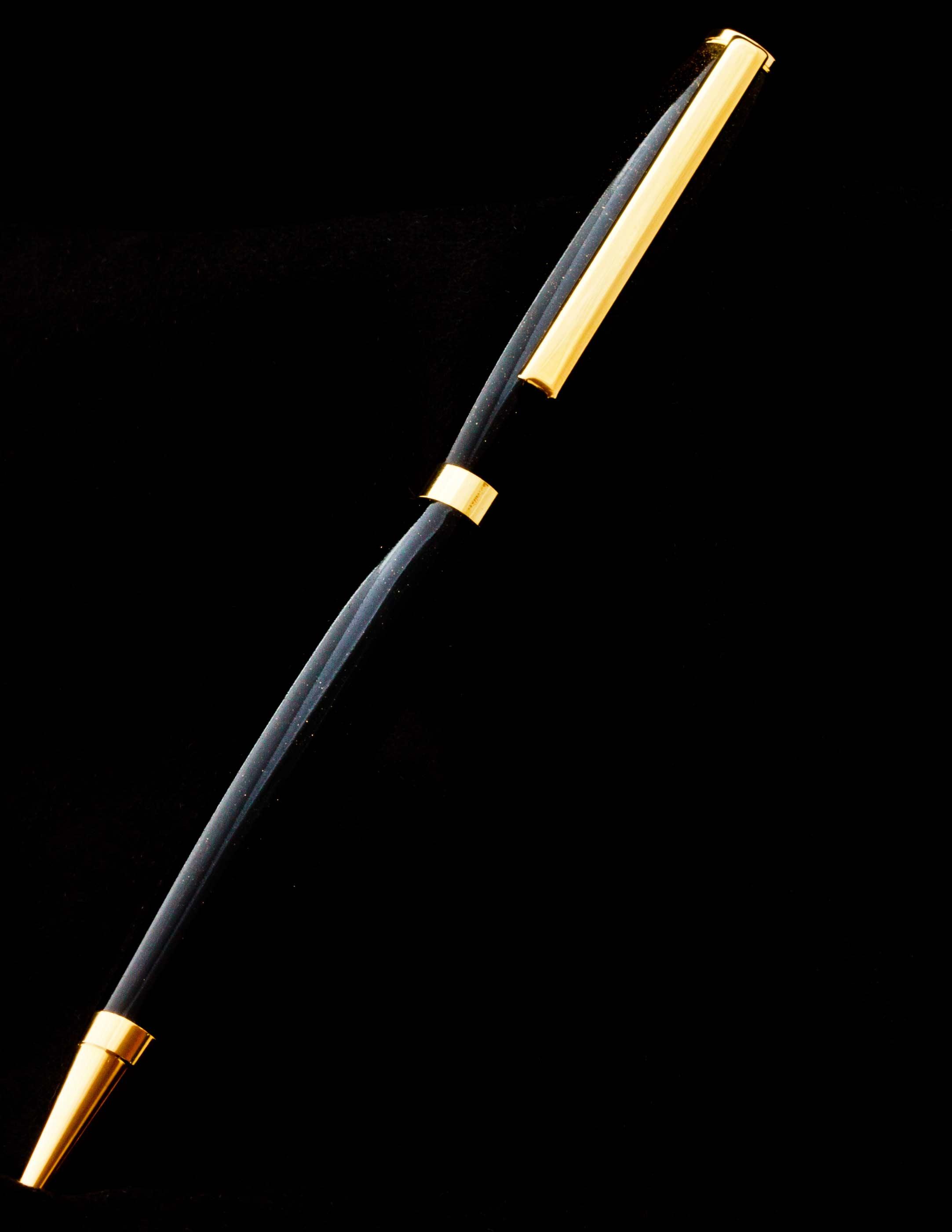 Bolígrafo acrílico negro