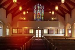 Crerar Church Inside