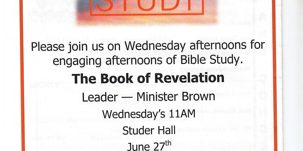 Summer Bible Study (1)