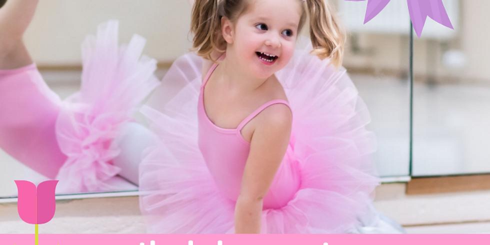 Princess Ballerina Spring Break Camp