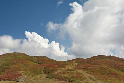 Dans le ciel du Mont Cenis, comme un oiseau !