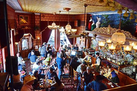 "Saloon ""Diamond Belle"" à Durango Colorado."