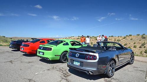 Modernes Mustangs !!!