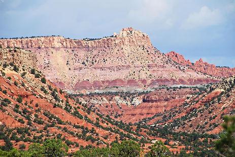 Escalante National Monument, un univers de couleurs.