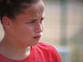 U19NF. Laurine Pinot avec la France U19 !