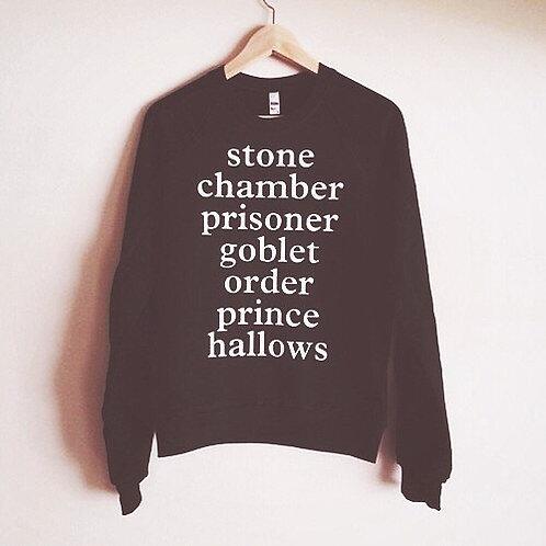 Harry Potter lowercase Sweatshirt
