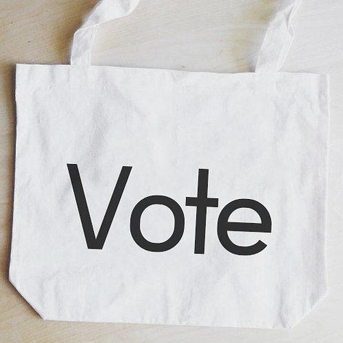 The Vote Tote Bag