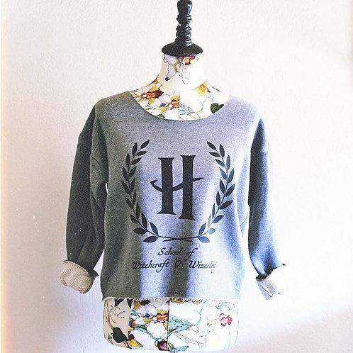 Hogwarts Athletic Sweatshirt