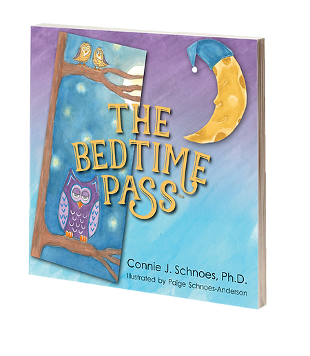 The Bedtime Pass book
