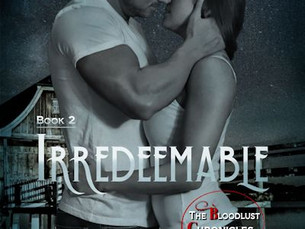 Irredeemable - Book 2 is LIVE!