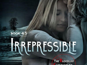 Irrepressible Cover Reveal!