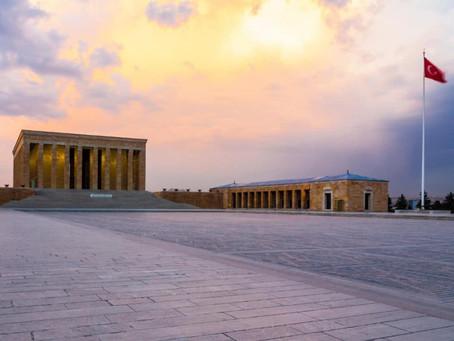 Tohumluk Vakfı, kuruluşunun 1. yıldönümünde Anıtkabir'de Ata'nın huzuruna çıkıyor.