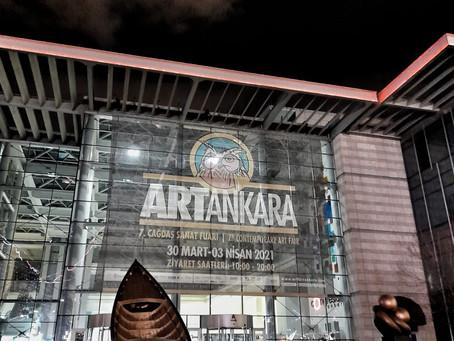 Tohumluk Vakfı ARTAnkara'da...