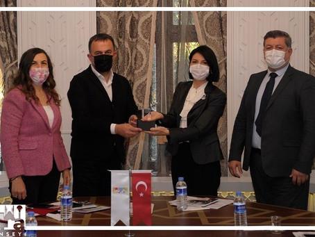 Tohumluk Vakfı, Ankara Kent Konseyi'nde...