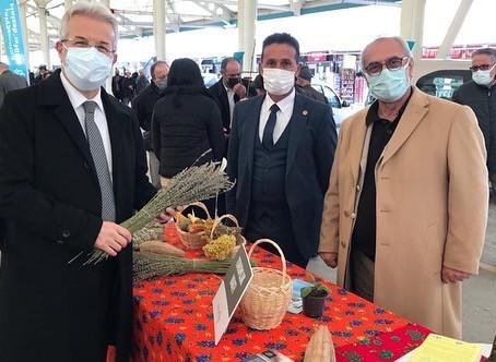 Bursa'da Tohum Takas Şenliği