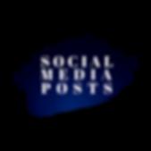 SOCIAL MEDIA POSTS VIDEOS WEBSITE SHOP B