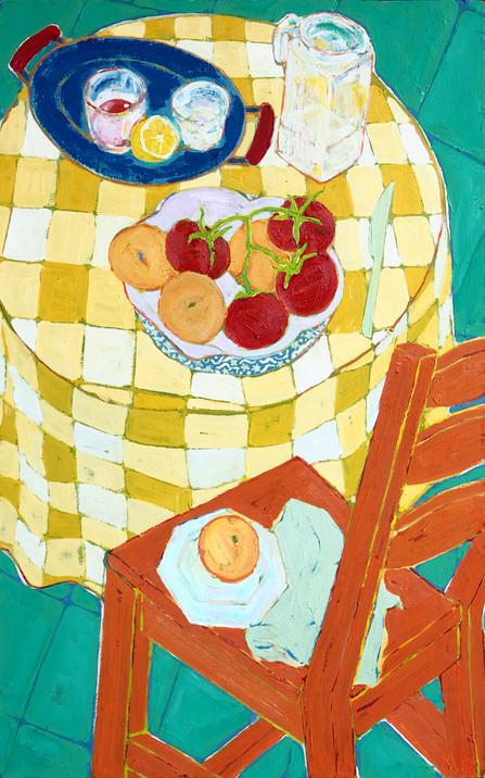 'Frutero de agosto'