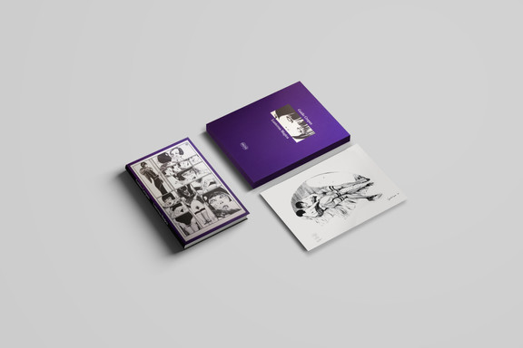 Limited Edition Crepax