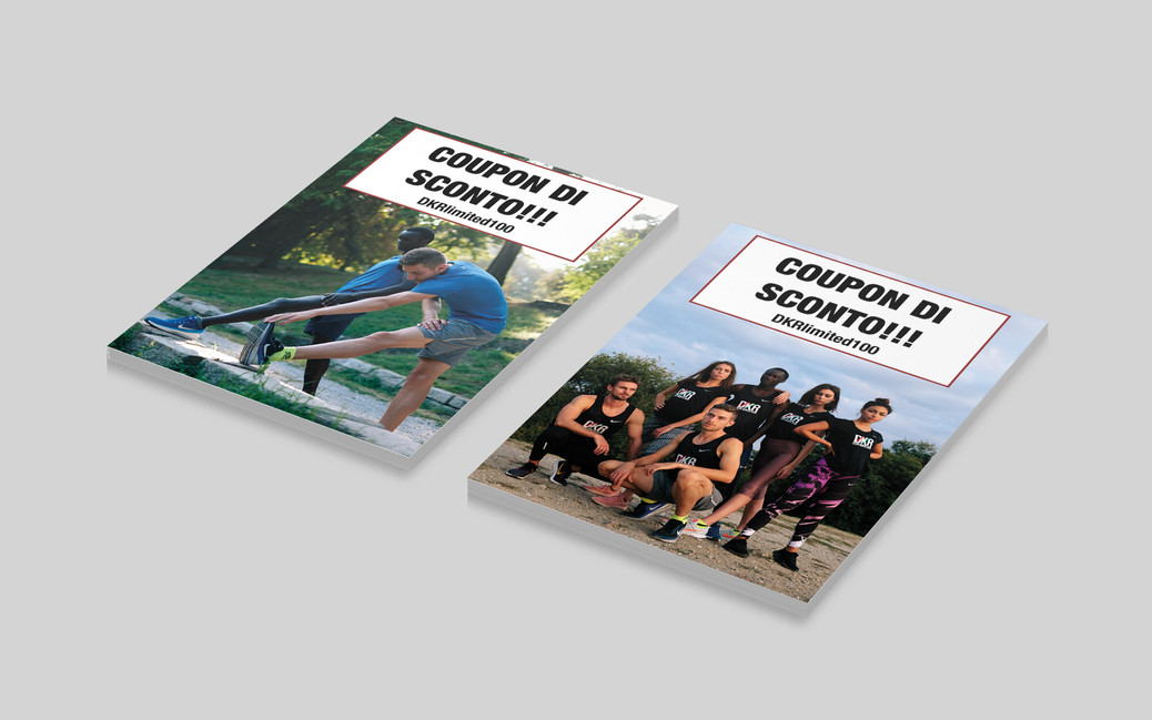 Cartolina promozionale