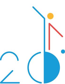 Logo 20 anni BIR