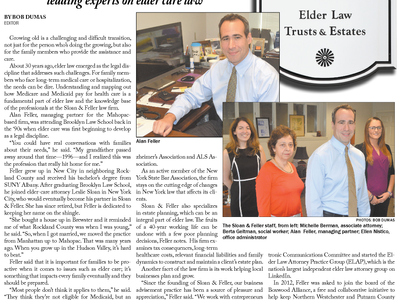 Mahopac's Sloan & Feller - Providing peace of mind for more than 15 years!
