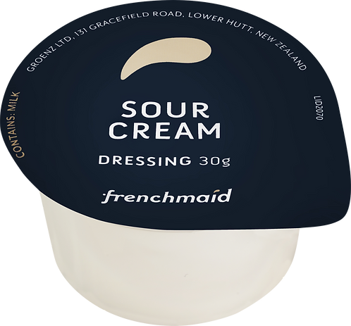 Sour Cream Dressing  (30g x 100)