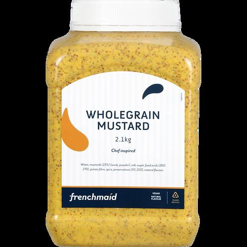 Wholegrain Mustard (2.1kg, 21kg)