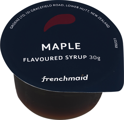 Maple Flavoured Syrup (30g x 100)