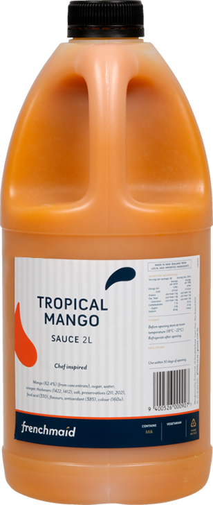 Tropical Mango Sauce (2L)