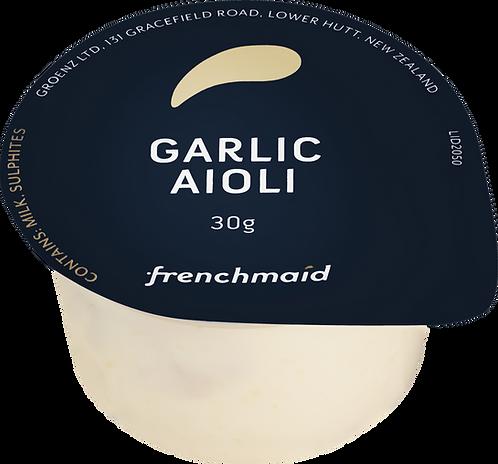 Garlic Aioli Sauce (30g x 100)