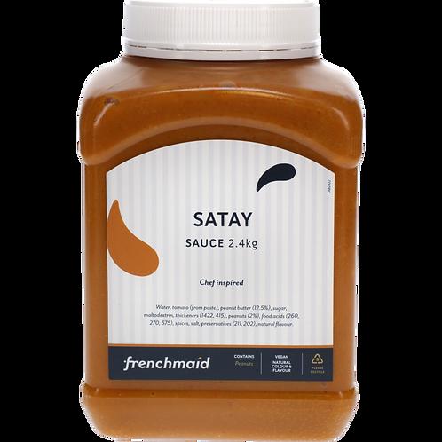 Satay Sauce (2.4kg)