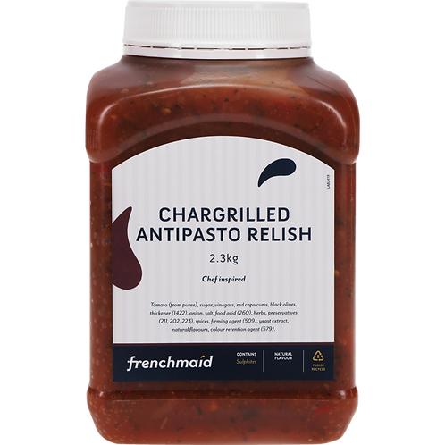 Chargrilled Antipasto Relish (2.3kg)