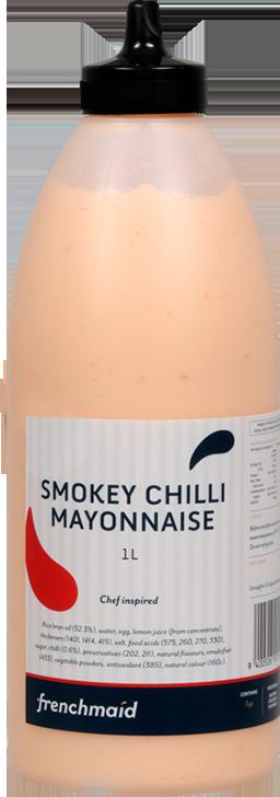 Smokey Chilli Mayonnaise (1L)