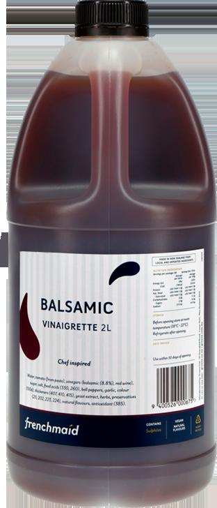 Balsamic Vinaigrette (2L)