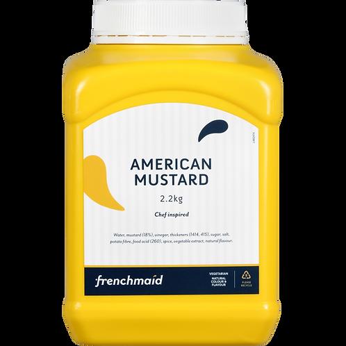American Mustard (2.2kg)