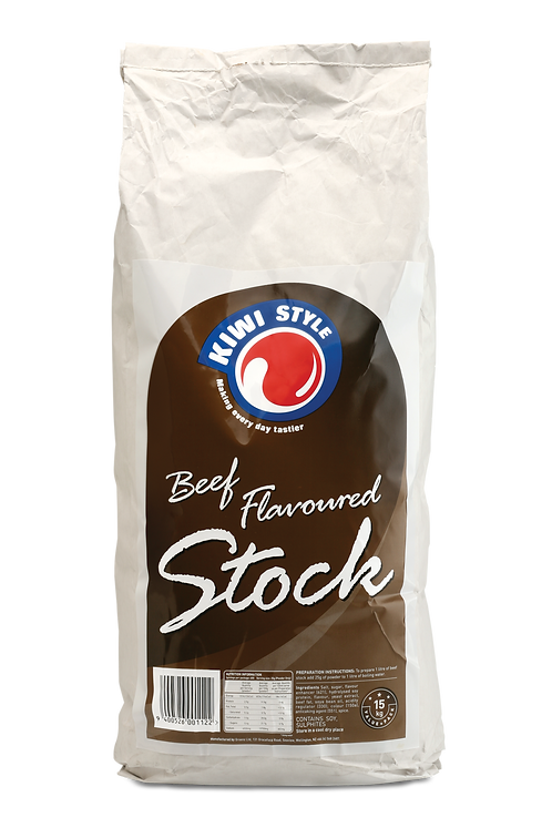 Beef Flavoured Stock (15kg)